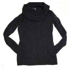 Banana Republic Wool Cashmere Blend Cowl Sweater M